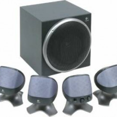 Logitech X620 6.1 Computer Speakers with Surround Sound - Boxe PC