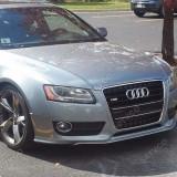 Prelungire bara fata tuning NSSC Lighting, Audi, A5 Sportback (8TA) - [2009 - 2013] - Prelungire bara fata Audi A5 Sportback 8TA S5 Votex Sline