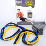 Extensor Fitness - Everlast - Extensor reglabil cu tuburi din cauciuc - 5 nivele de intensitate -