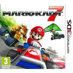 Jocuri Nintendo 3DS - Mario Kart 7 Nintendo 3Ds