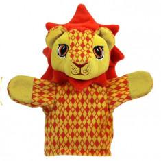 A Doua Mea Papusa De Mana - Leu - The Puppet Company