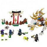 Lego® Ninjago Dragonul Maestrului Wu - 70734