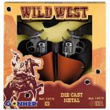 Set Pistoale Wild West - Pistol de jucarie