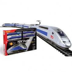 Trenulet Electric Tgv Duplex - Trenulet de jucarie