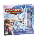 Jocuri Board games - Joc Monopoly Junior Frozen Edition Board Game