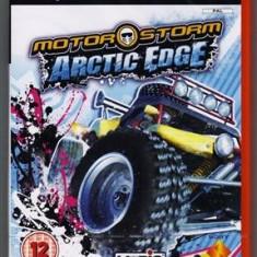 Motorstorm Arctic Edge Ps2 - Jocuri PS2 Sony