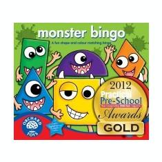 Joc Educativ Bingo - Monstruletii Simpatici - Orchard Toys (084)