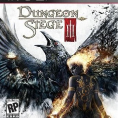 Dungeon Siege Iii Ps3 - Jocuri PS3 Square Enix