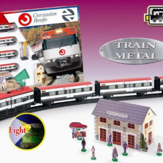 Trenulet Electric Calatori Cercanias Renfe - Trenulet de jucarie Pequetren