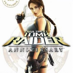 Tomb Raider Anniversary Nintendo Wii - Jocuri WII Eidos