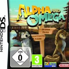 Alpha And Omega Nintendo Ds - Jocuri Nintendo DS
