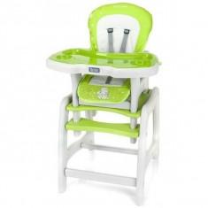 Scaun Masa Multifunctionala Stars Verde - Masuta/scaun copii