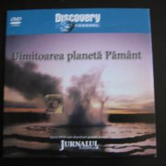 Uimitoarea planeta Pamant - DVD - Film documentare Altele, Romana