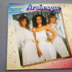 ARABESQUE (cu SANDRA) - ALBUM( 1981/ METRONOME REC/ RFG) - VINIL/VINYL/IMPECABIL - Muzica Rock ariola