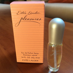NOU !!! Mini Parfum ESTEE LAUDER - Pleasures (4ml) ! ORIGINAL - Parfum femeie Estee Lauder, Apa de parfum