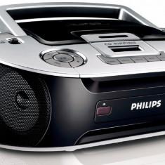 Microsistem Philips cu radio/CD/USB - Combina audio Philips, 0-40 W