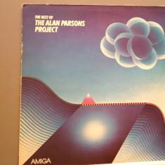 THE ALAN PARSONS PROJECT - THE BEST OF(1985/ AMIGA REC/ DDR) - VINIL/ IMPECABIL! - Muzica Rock arista
