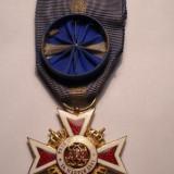 Ordinul Coroana Romaniei Ofiter Model 2