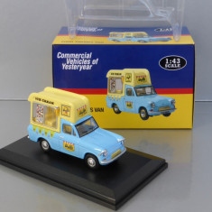 Macheta auto, 1:43 - Ford Anglia Van Ice Cream Masina De Inghetata, 1/43