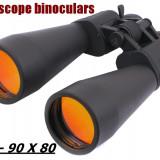 Binoclu vanatoare - BINOCLU SAKURA. Cu zoom optic 10 - 90 x 60. Excelent.
