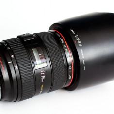 Obiectiv canon 24-70 mm f/2.8 L USM - Obiectiv DSLR Canon, Standard, Autofocus, Canon - EF/EF-S