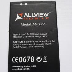Acumulator Allview A5 QUAD / Baterie swap / / POZE REALE, Li-ion