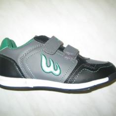Adidasi copii Wink, Baieti, Piele sintetica - Pantofi sport baieti WINK;cod FE5129-1;marime:30-35