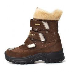 Cizme copii, cizme pentru copii de iarna, impermeabile, talpa ortopedica, imblanite, cizme Grisport, oferim numai (GR9346SV96LG )