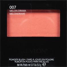 Revlon Blush 007 MELON DRAMA