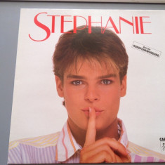 STEPHANIE de MONACO - THE ALBUM (1986/ TELDEC REC/ RFG) - VINIL /IMPECABIL/VINYL - Muzica Pop rca records