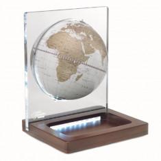 Glob pamantesc de birou - Aria Desk White 22 cm