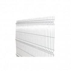 Panou gard bordurat zincat - 2000 x 1700 mm