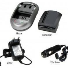 Baterie Aparat foto - Incarcator pentru acumulatori Canon tip NB-4L si NB-8L (cod AVP46).