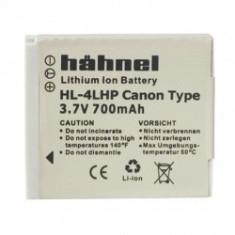 Baterie Aparat foto - Hahnel HL-4L - acumulator replace tip Canon NB-4L