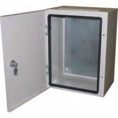 Dulap electric metalic cu contrapanou - 600 x 600 x 150 mm - Electromagneti