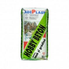 Beton uscat preambalat Hobby Beton - 30 kg - Ciment