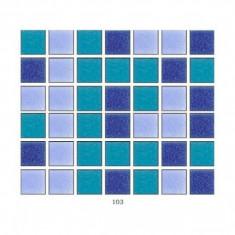 Mozaic pentru piscina Mix 103 - M103 - 20 x 20 mm