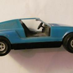 PVM - Masina / automobil veche din plastic tare - Jucarie de colectie