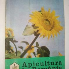 Revista/Ziar - Revista Apicultura in Romania (Romania Apicola) NR. 7 / 1989