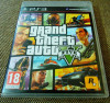 GTA 5 PS3 Rockstar Games - Joc GTA V, Grand Theft Auto 5, PS3, original, 99.99 lei(gamestore)!