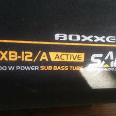 Subwoofer auto / Tub de bass activ SAL XB-12/A 300W, peste 200W