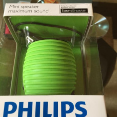 Boxa Philips Mini Speaker - Boxe Philips, Boxe Multimedia