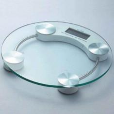 Cantar de baie electronic digital pentru persoane 25 cm diametru pana la 180 KG