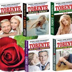 Torente - Marie-Anne Desmarest (5 volume) - Roman