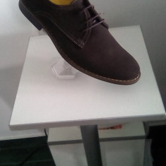 Pantofi barbati - PANTOFI CASUAL TIP ZARA PIELE NATURALA INTOARSA
