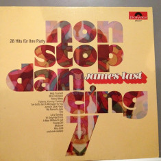 James Last - NonStop Dancing 7 (1976/ Polydor/ RFG ) - Vinil/Vinyl/Impecabil - Muzica Dance universal records