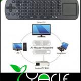 + Measy RC 12 telefomanda si tastatura wireless +, Mini tastatura, Fara fir, USB