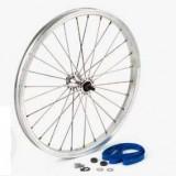 Piese Biciclete - Pliabila Brompton roata noua fata completa