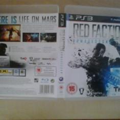 Jocuri PS3, Shooting, 18+, Single player - Red Faction Armageddon - Joc PS3 ( GameLand )