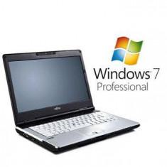 Laptop Fujitsu-Siemens - Laptop refurbished Fujitsu LIFEBOOK S751 i3 2330M Win 7 Pro